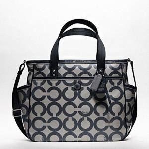 Coach XL Diaper Bag/ Multi- Function Tote Bag